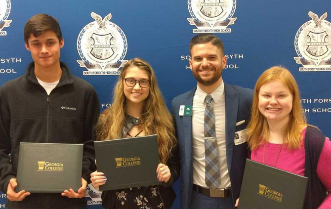 GSCU scholarships